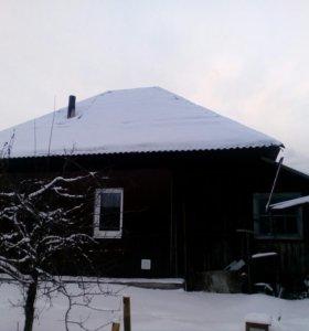 Дом 50 м2 на уч. 16 соток