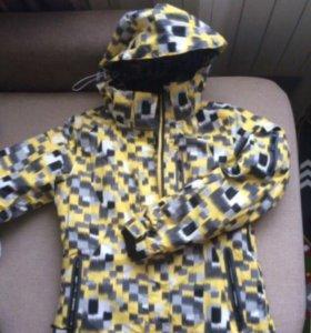 Горнолыжная куртка deniks