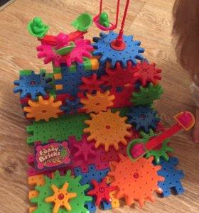 Конструктор развивающий fanny bricks