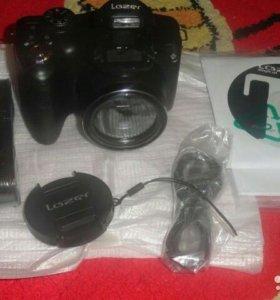 Цифровой фотоаппарат новый