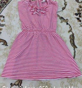 Платье 3-4 г