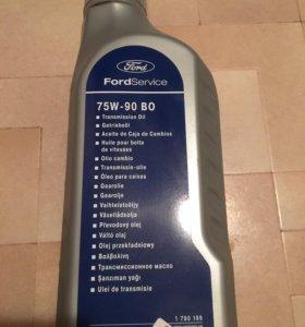 Масло трансмиссионное Ford