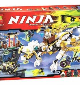 Лего ниндзя го, дракон мастера Ву