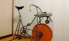 Велотренажер.