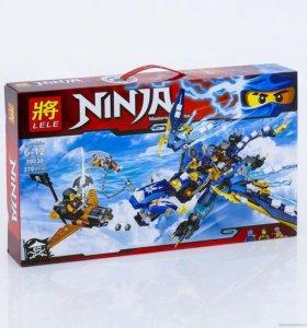 Лего ниндзя Го, дракон Джея