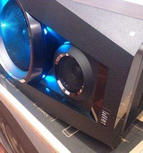 Колонка беспроводная Sony GTK-N1BT Black
