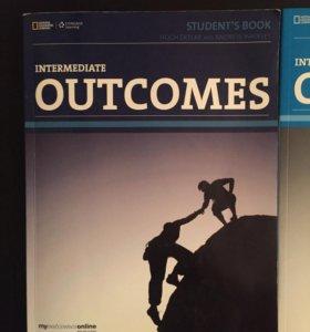 Учебник английского языка Outcomes. Intermediate
