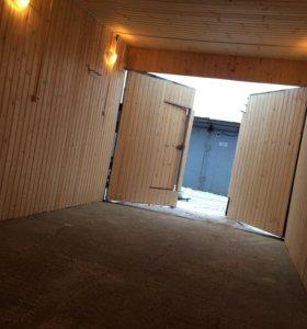 Роскошный гараж в защищённом Касе 18 метров
