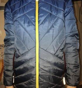 Новая куртка Baker весна-осень