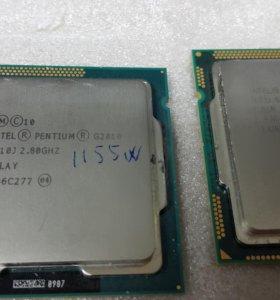 Процессоры 1155 1156