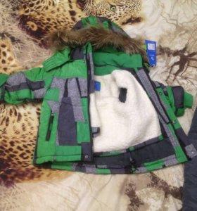 Куртка и штаны (комплект) новые