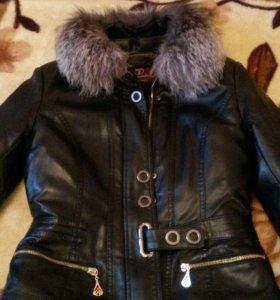Зимняя куртка S/M