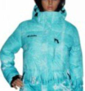 Лыжный костюм новый горнолыжный