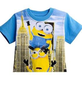 Новые футболки