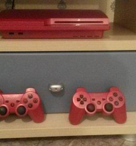 Игровая консоль PS3 500gb