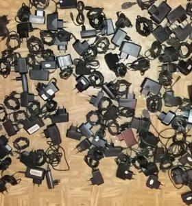 Зарядники к телефонам