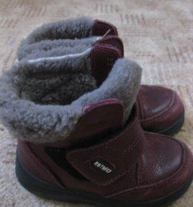 Зимние детские ботинки,23