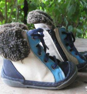 Зимние детские ботинки,22