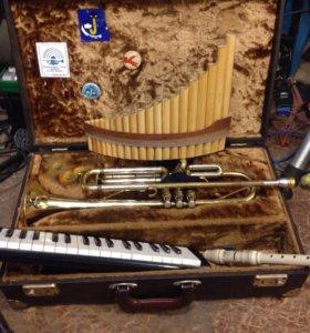 Труба Си-бемоль Yamaha
