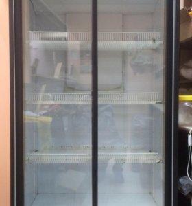 Витринный шкаф холодильник