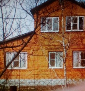 Дом в Пухляковке