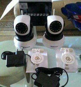 Камера Видео наблюдения   IP Wi-Fi