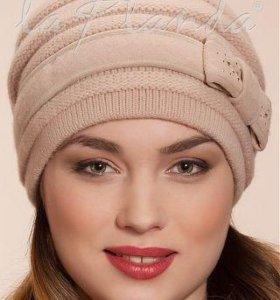 Новая шапка LaPlanda