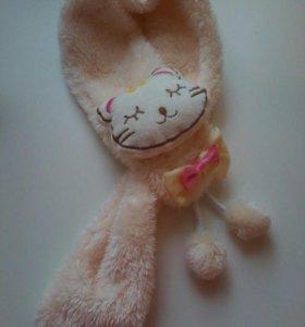 Детский шарфик