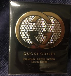 Продам новые Gucci Guilty Diamond Limited Edition
