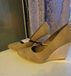 Туфли новые H&M