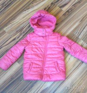 Куртка Kiabi, 110 размер