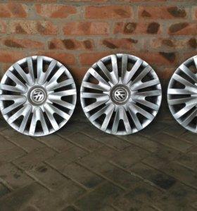 Оригинальные колпаки на VW