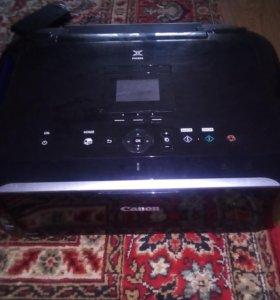 Принтер сканер и копир