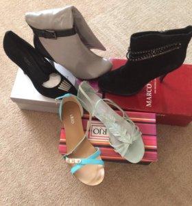 Обувь новая 40 рз
