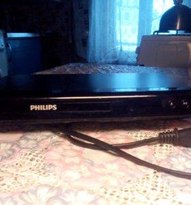 "DVD player ""PHILIPS"""