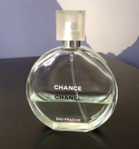 Chanel chance, туалетная вода, не оригинал