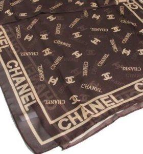 Шарф Chanel (Шанель) шёлк