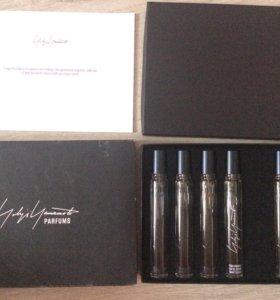 Подарочный набор мужские+женские ароматы