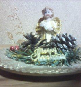 Новогодний ангелок