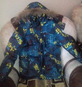 Куртка на.мальчика
