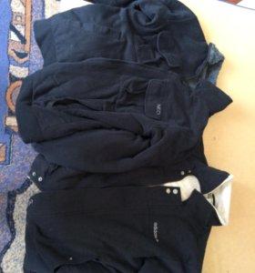 Продам 2 кофты в хорошем состоянии Adidas neo
