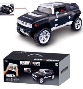Автомобиль-шпион Drive Spy (iPad/iPhone/iPod/Andr)