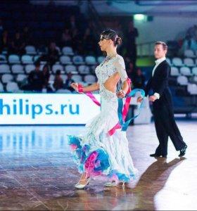 Платье st для бальных танцев