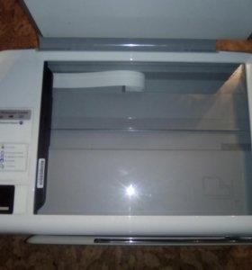 МФУ принтер струйный