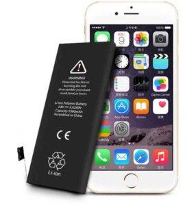 iPhone 5S аккумулятор