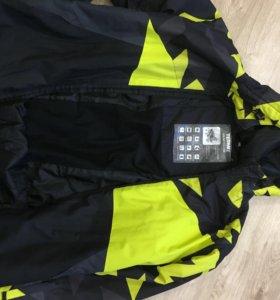 Куртка демисезонная б/у