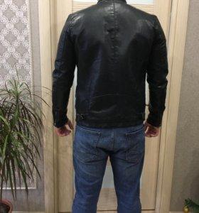 Куртка pulll bear к/з