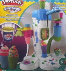 """Play-Doh. Игровой набор """"страна мороженого"""""""