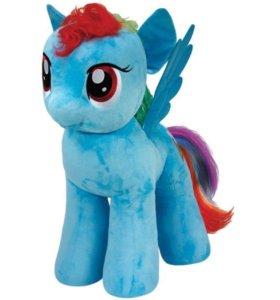 Мягкая игрушка 70 см Пони