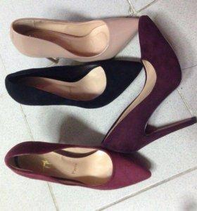 Туфли занотти